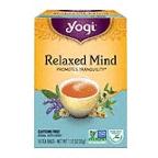 Relaxed Mind Herbal Tea Caffeine Free ( 6 - 16 BAG )