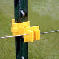 INSULATOR T-POST EXTENDED 2IN