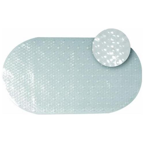 BATHMAT BUBBLE VINYL WHITE