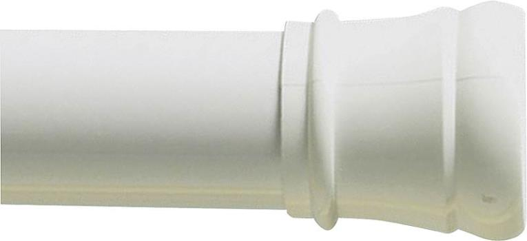 ROD TENSION STALL WHITE 40IN