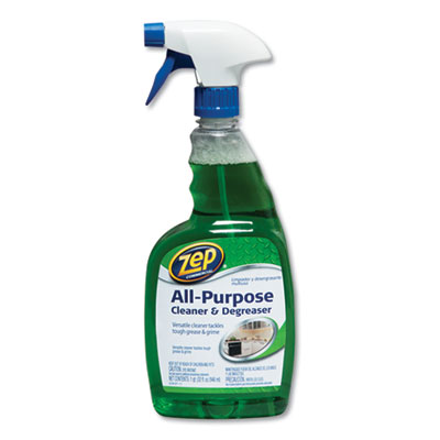 All-Purpose Cleaner and Degreaser, Fresh Scent, 32 oz Spray Bottle, 12/Carton