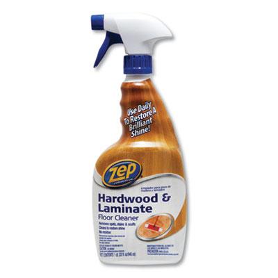 Hardwood and Laminate Cleaner, 32 oz Spray Bottle, 12/Carton