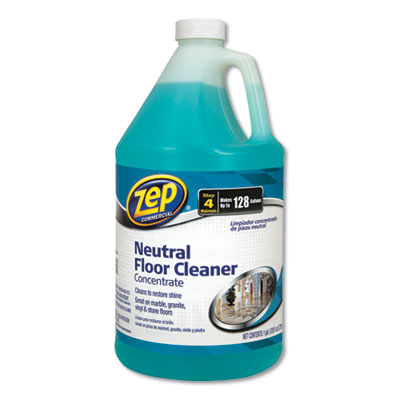 Neutral Floor Cleaner, Fresh Scent, 1 gal, 4/Carton