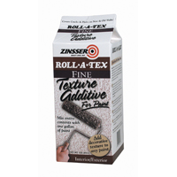 Zinsser Roll-A-Tex Texture Additive, 1 lb, Solid, Fine, 50 - 90 deg F