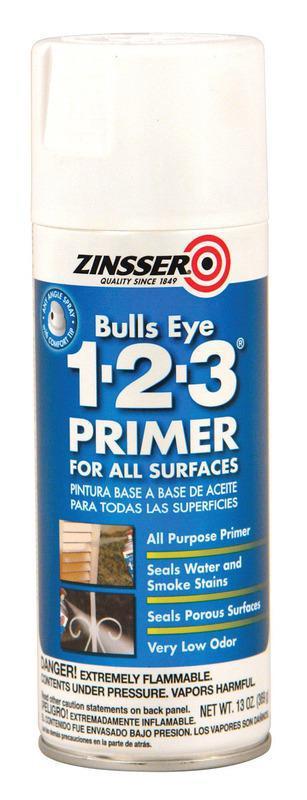 02008 SP BULLSEYE 1-2-3 PRIMER