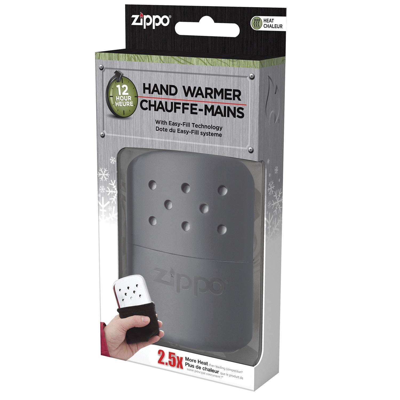 Zippo Hand Warmer, 12 Hour, Black