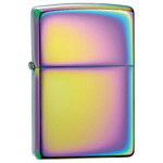 Zippo Lighter (Unfilled), Multi-Color