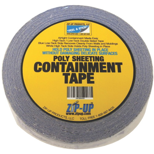 ZIP-UP� CONTAINMENT TAPE, 2 IN. X 20 YD.