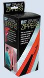 2 Pack Heavy Duty Zippers