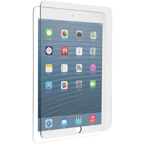 """ZNITRO 700358627743 Nitro Glass Screen Protector for iPad Pro 9.7""""/iPad Air 2/iPad Air (Clear Bezel)"""