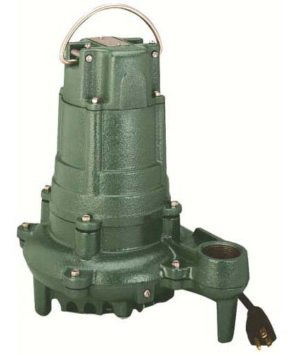 1/2 HP 115 Volts Non Auto Effluent Pump