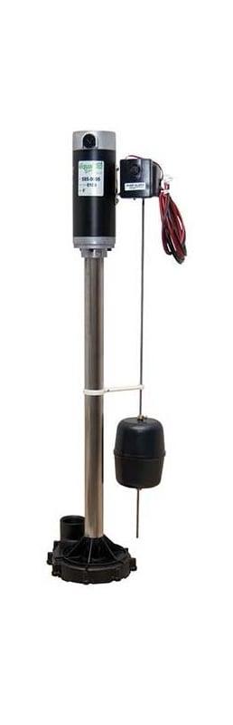 12 Volts BU Pump System Aquanot II