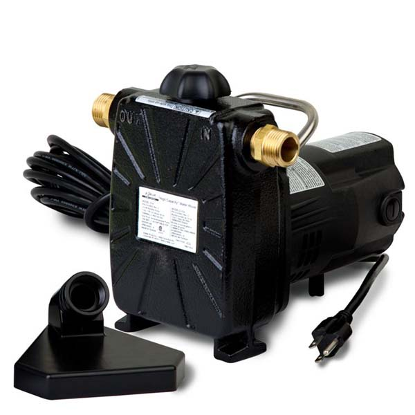 115 Volts High Cap Transition PUMP