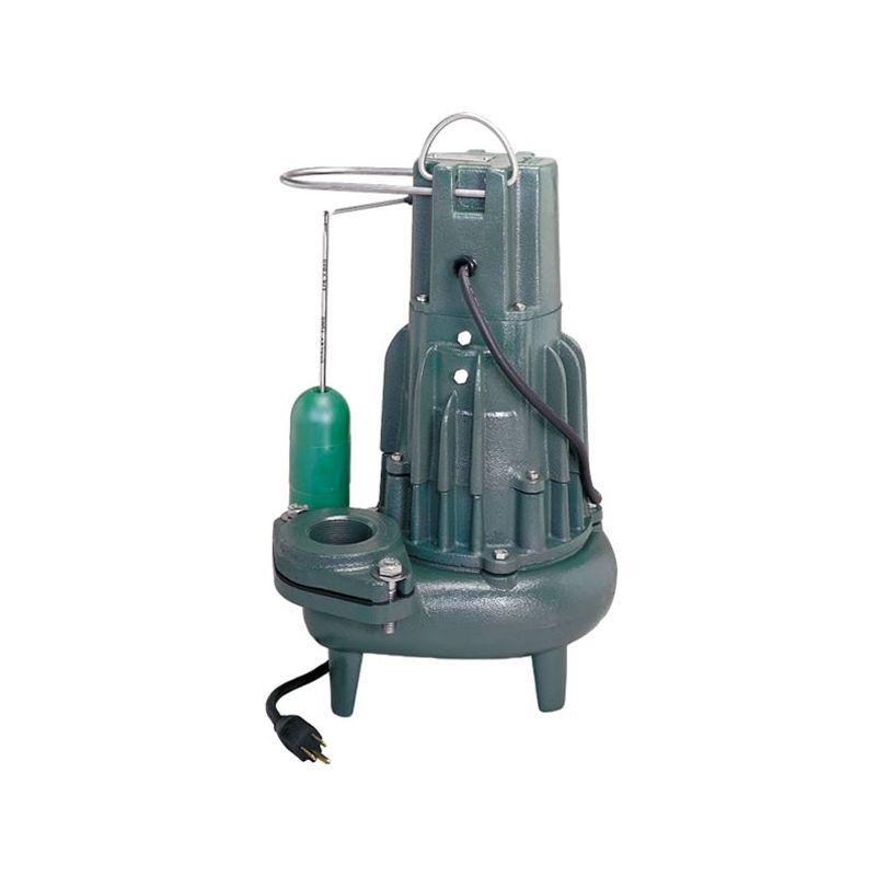 1/2 HP 115 Volts Cast Iron AUTO Sewage PUMP