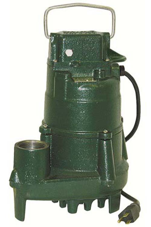 115 Volts 4/10 HP HH Effluent PUMP