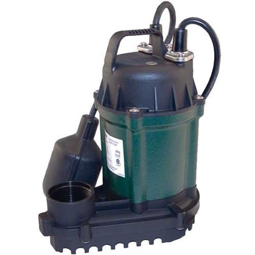 115 Volts 1/4HP 1PH WM49 Sump Pump