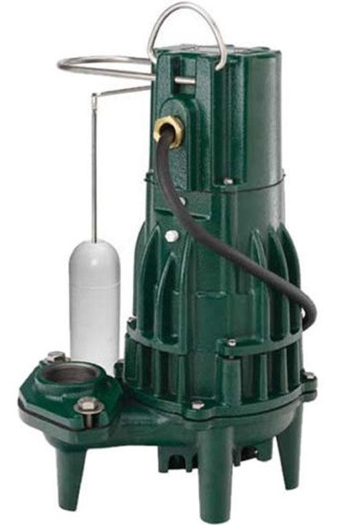 1/2 HP 115 Volts Cast Iron N/AUTO Pump