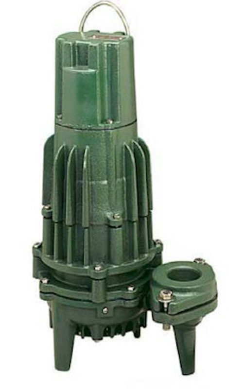 E165 230 Volts 1 Pump Housing Pump