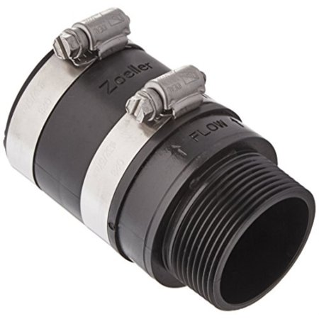 1-1/2 PVC Thread INLINE Check Valve