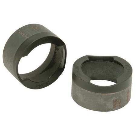 1/2 Copper PEX Crimp Ring With POS Cap