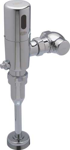 .125 Gallons Per Flush Exposed Urinal Flush Valve