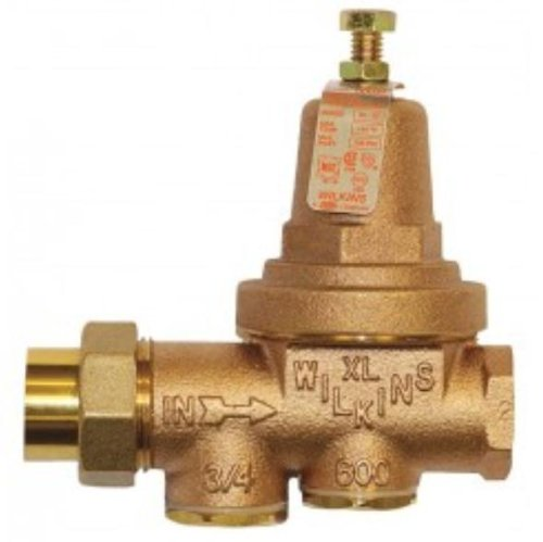 WILKINS WATER PRESSURE REDUCING VALVE 3/4 IN. LEAD FREE