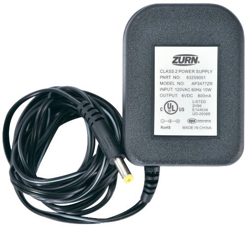 ZURN AQUASENSE POWER ADAPTER