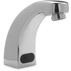 ZURN AQUASENSE BATTERY OPERATED BATHROOM FAUCET, LEAD FREE