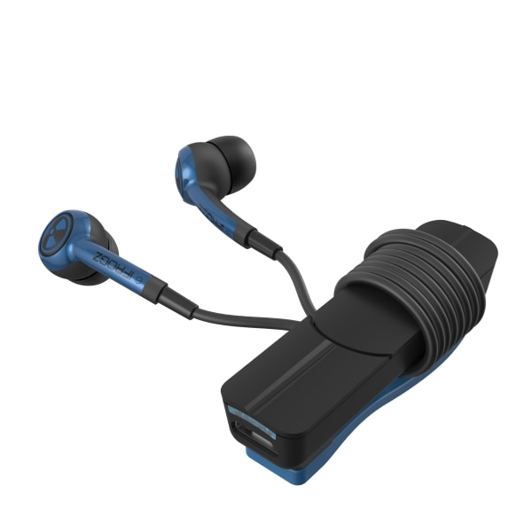 Plugz Wireless Earbuds Blue