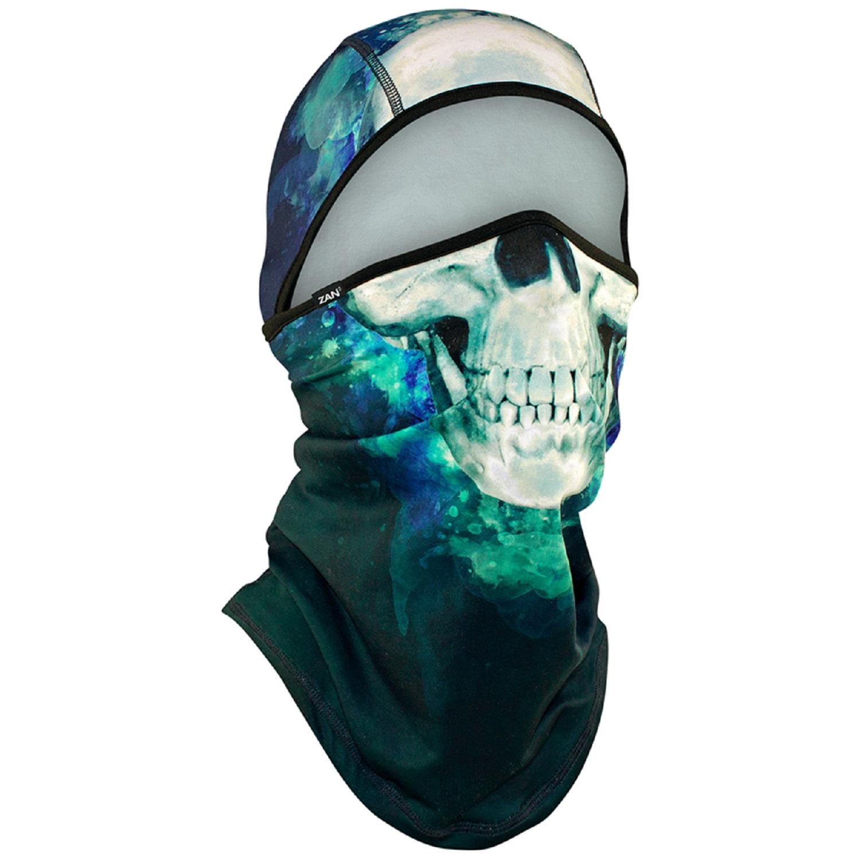 ZanHeadgear Convertible Balaclava Paint Skull