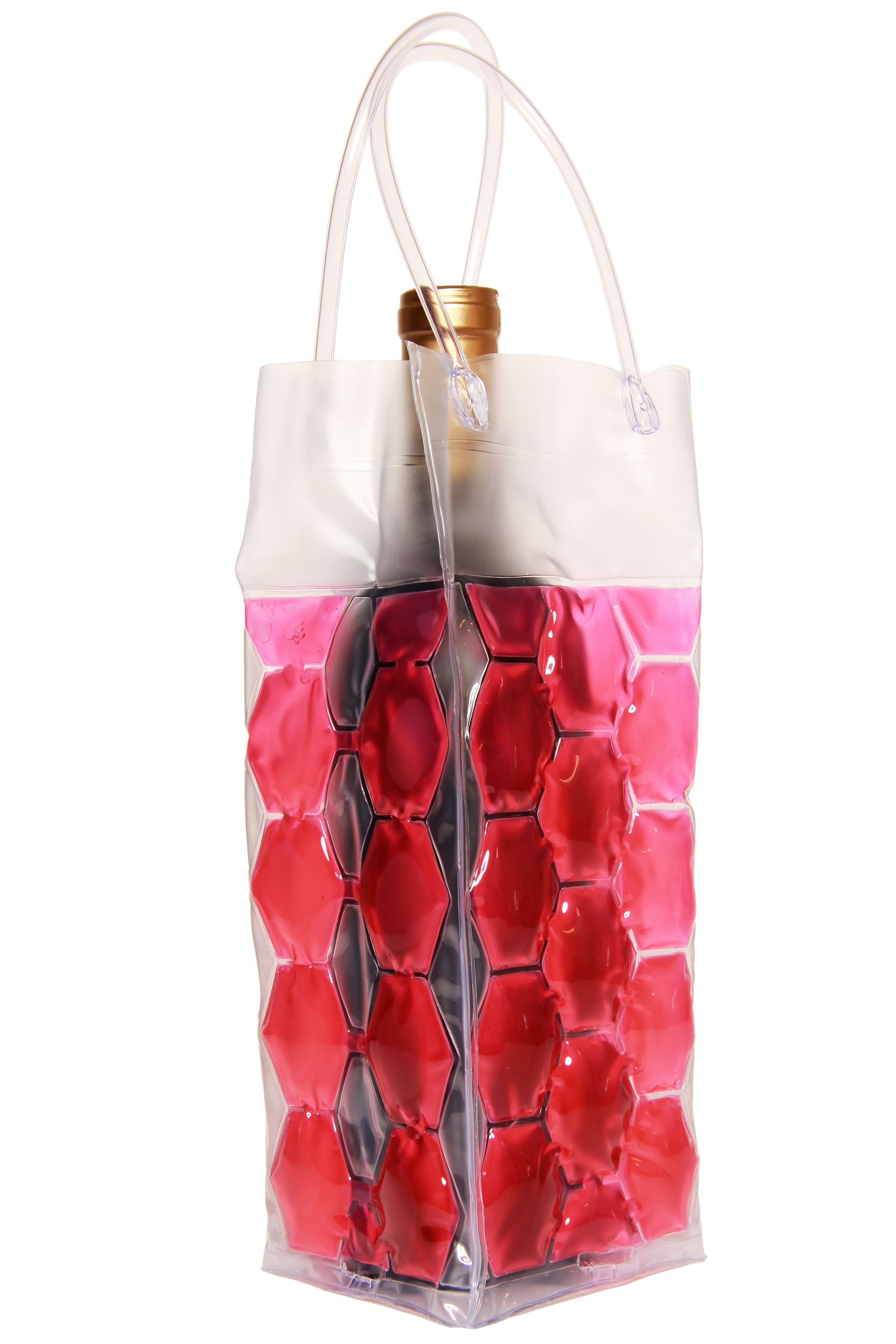 4 Sided Cool Sack Pink
