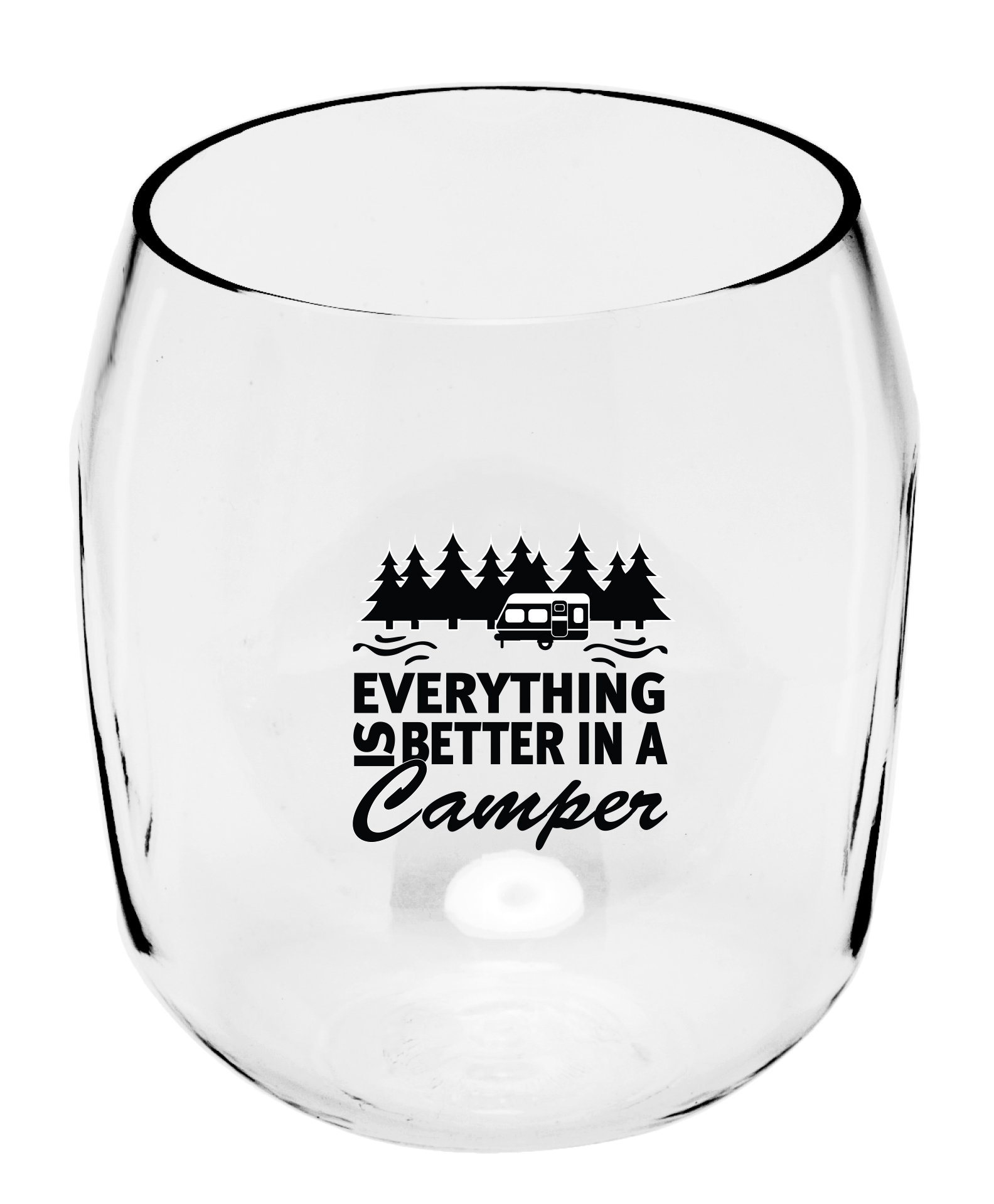 Better Camper EverDrinkware Wine Tumbler