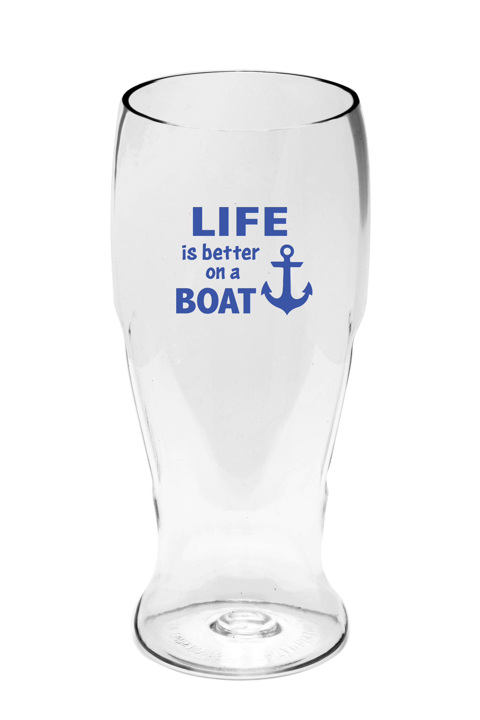 Life is Better on a Boat EverDrinkware Beer Tumbler