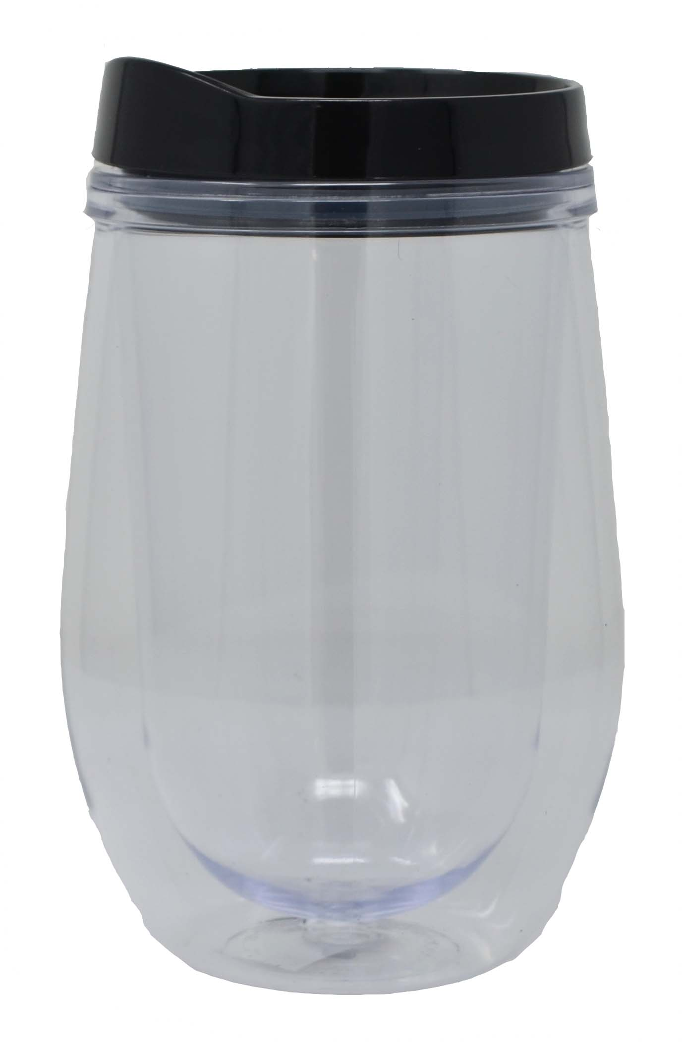 Double Wall Tumbler - Black