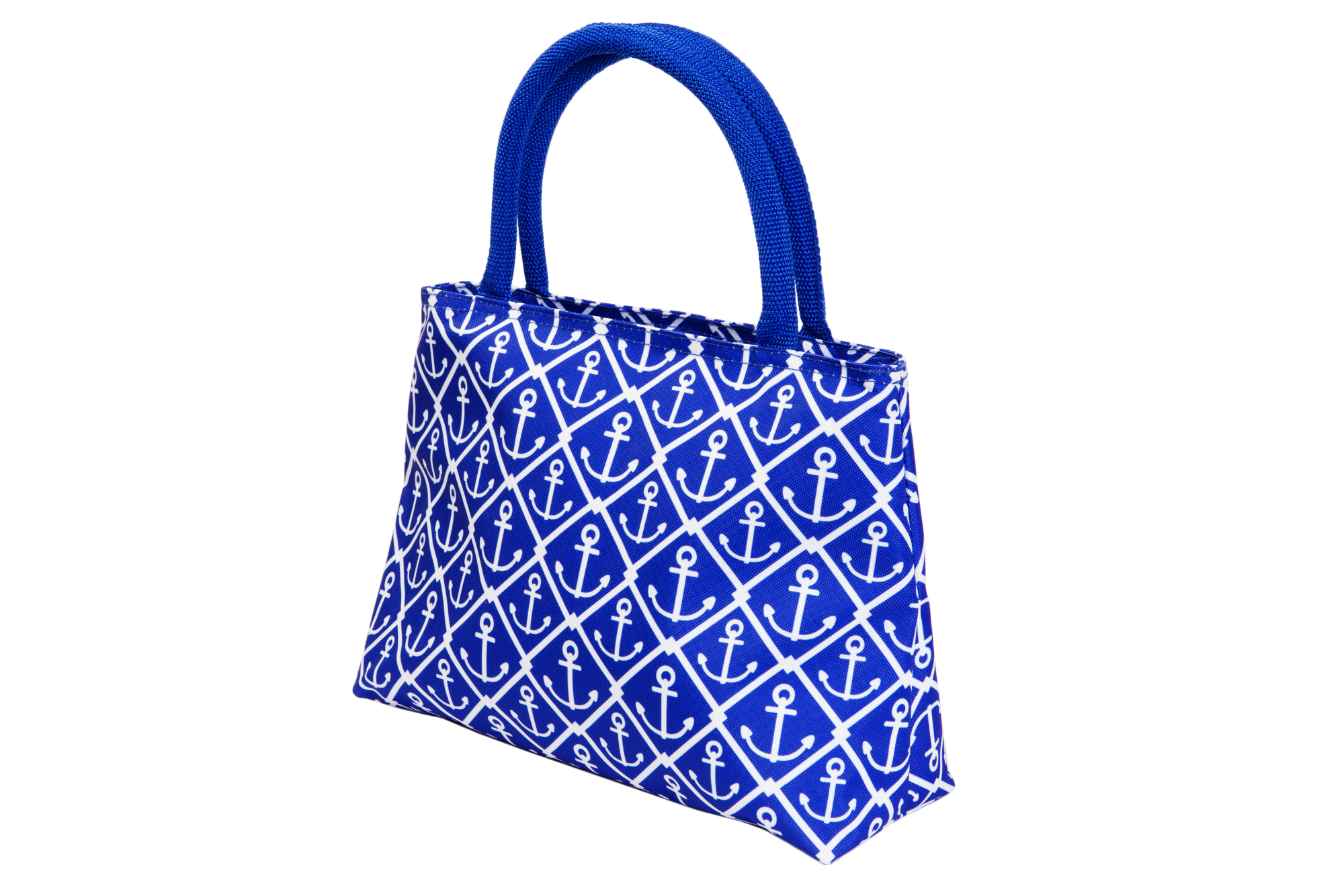 Insulated Lunch Tote - Anchors