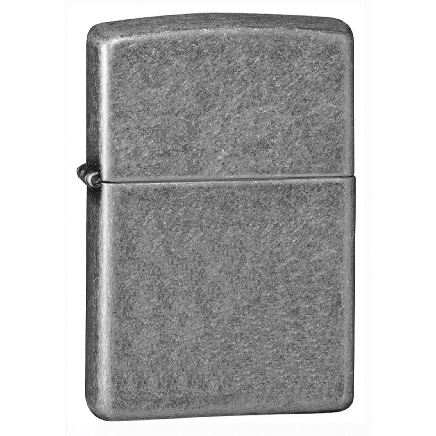 Zippo Classic Antique Silver Plate Lighter