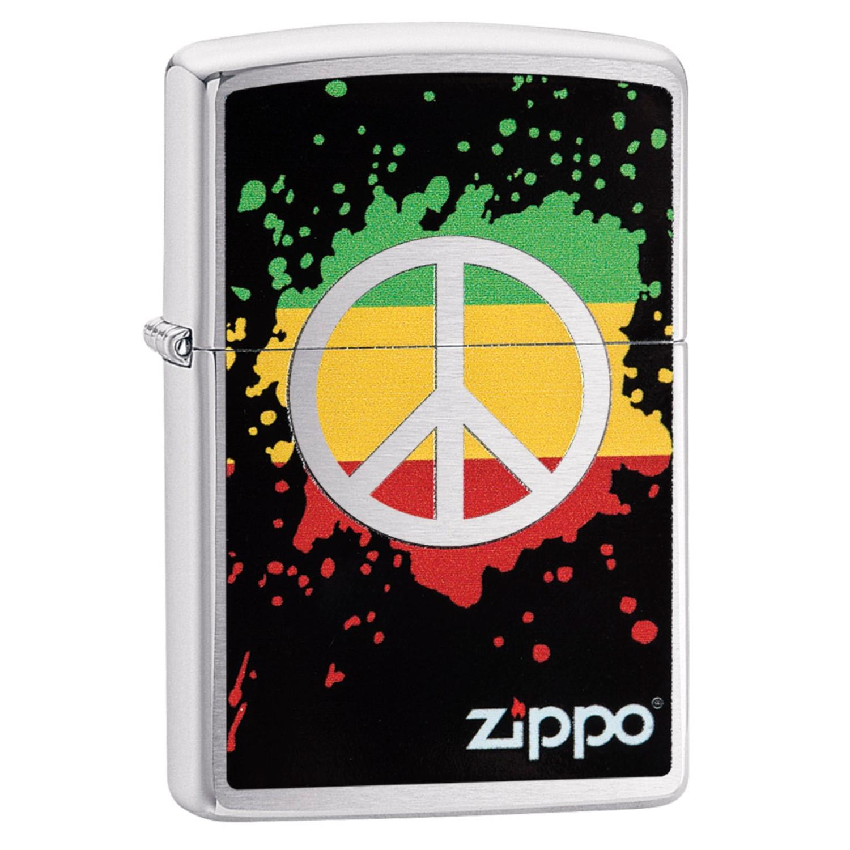 Zippo  Peace Lighter
