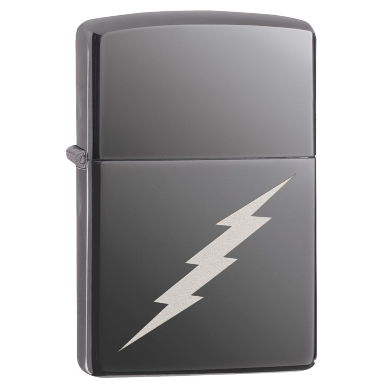 Zippo Lightning Bolt Design  Lighter