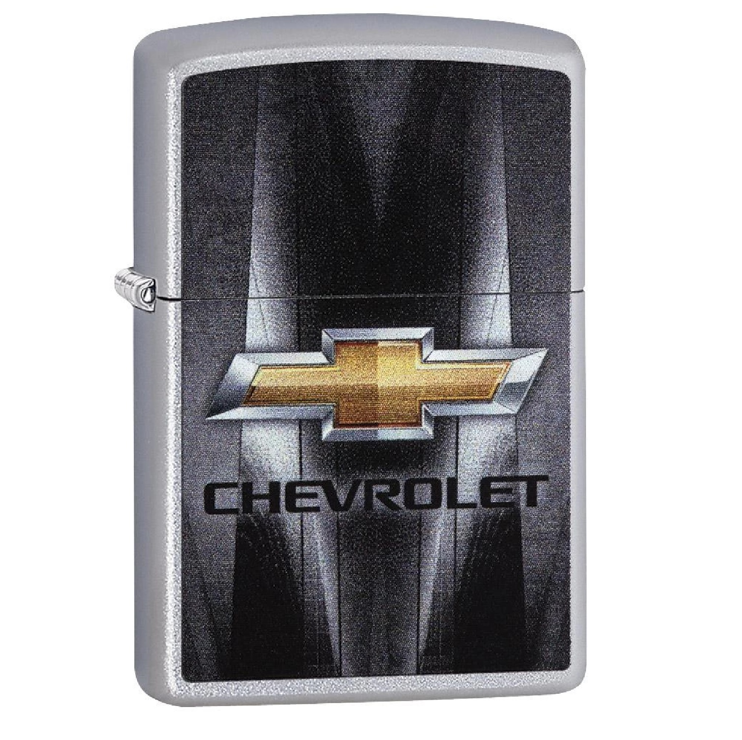 Zippo Street Chrome Chevrolet Lighter