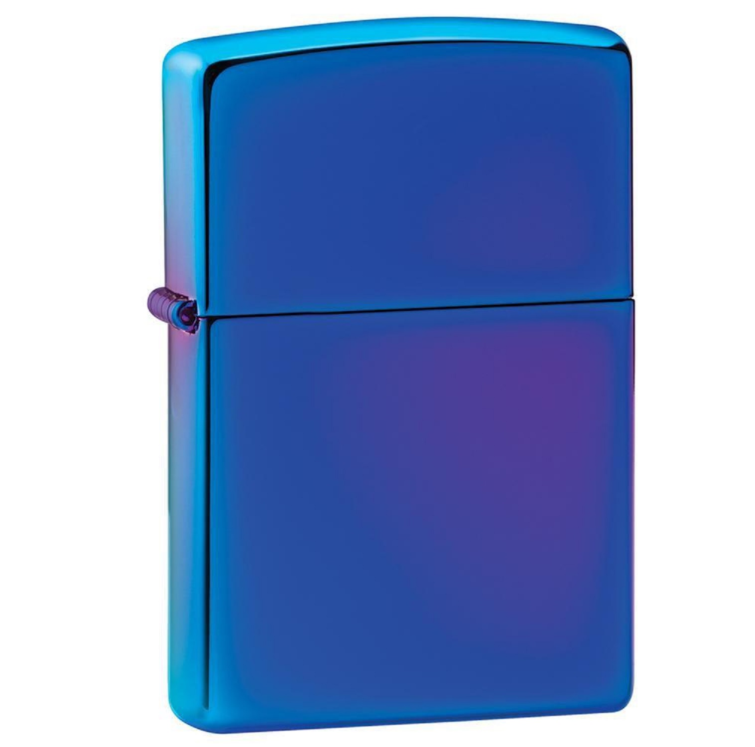Zippo High Polish Indigo Lighter