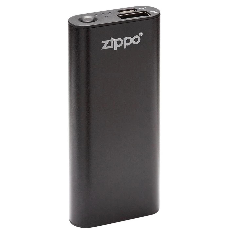 Zippo Black HeatBank 3 Rechargeable Hand Warmer