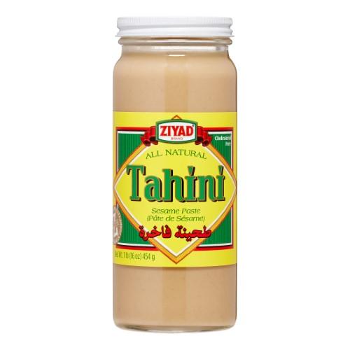 Brand Tahini - Sesame Paste ( 6 - 16 OZ )