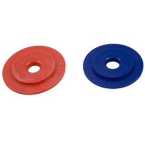 UWF RESTRICTOR DISKS, RED & BLUE