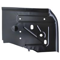 Replacement Rear Floor Pan, Driver Side