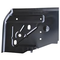 Replacement Rear Floor Pan, Passenger Side