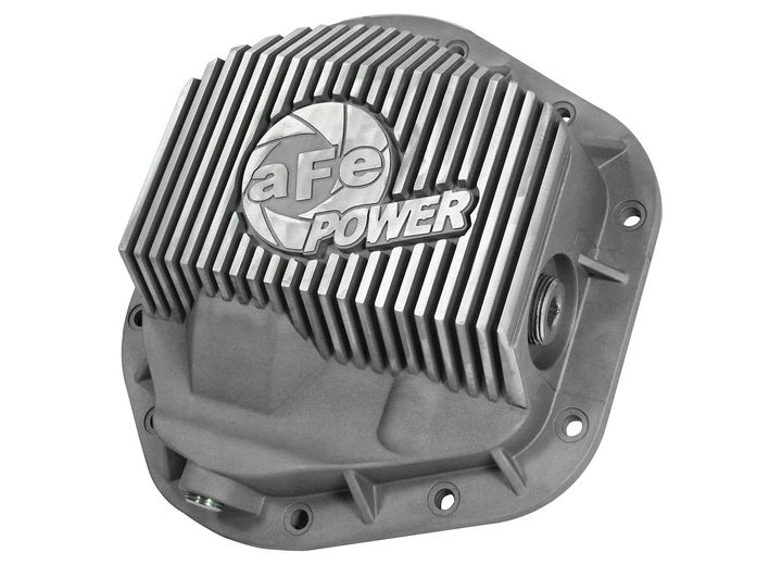 00-05 EXCURSION/97-14 F250/96-14 F350 DIESEL V8-7.3FRONT DIFFERENTIAL COVER (RAW; STREET SERIES)