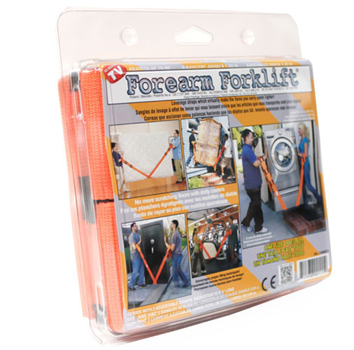 Forearm Forklift Lifting Straps - Classics