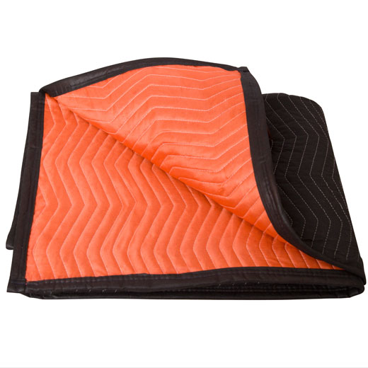 """Full Size Moving Blanket - 72"""" x 80"""" by Forearm Forklift"""