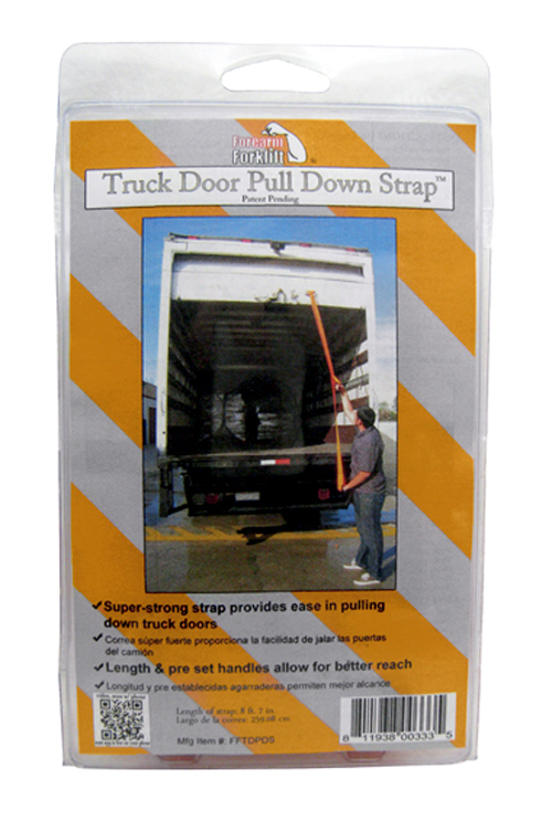 Truck Door Pull Down Strap - brand: Forearm Forklift