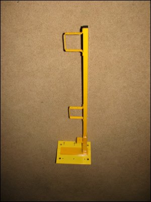 Flat Surface Guard Rail System